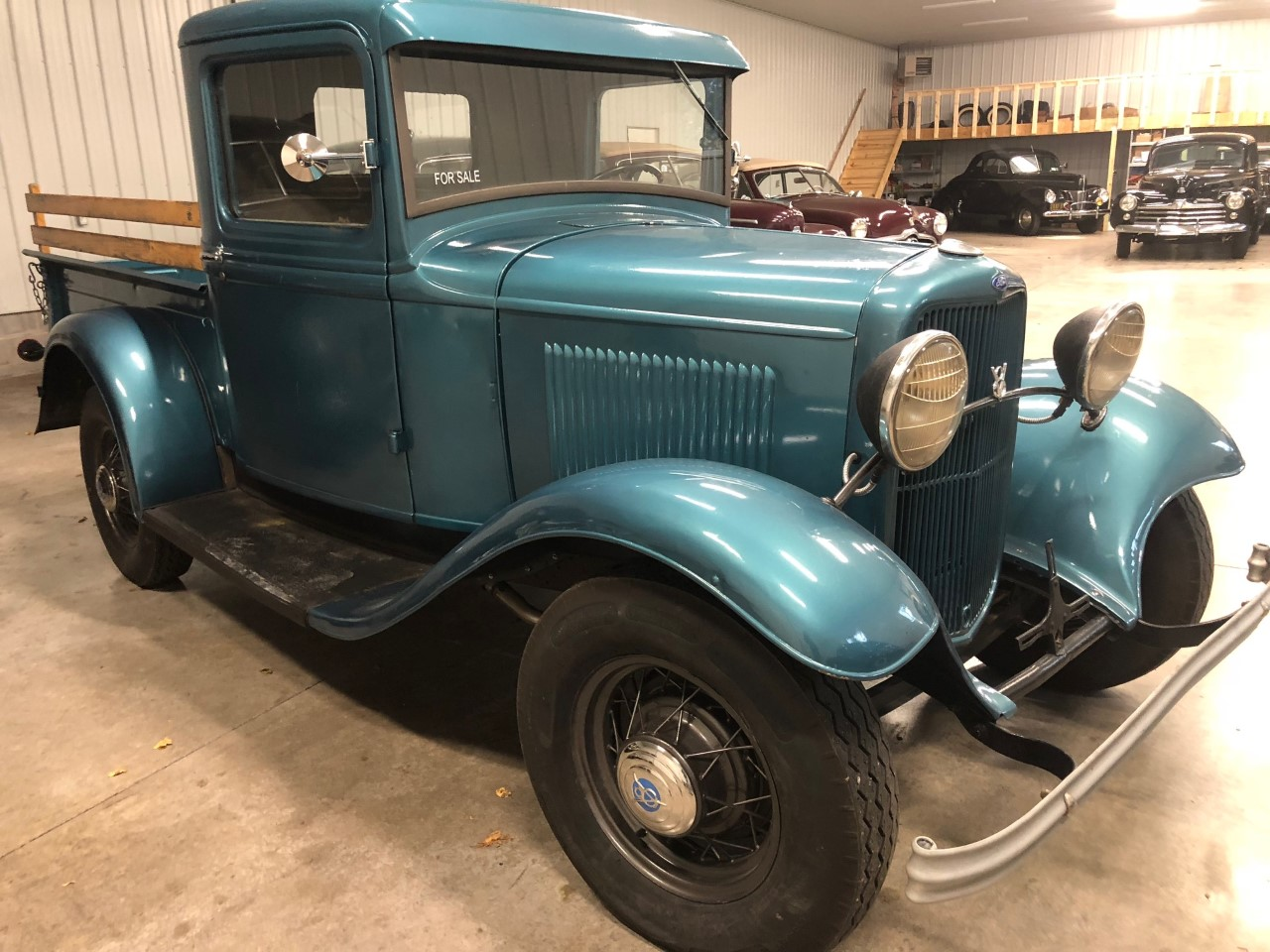 Pre owned 1932 ford f1 pickup